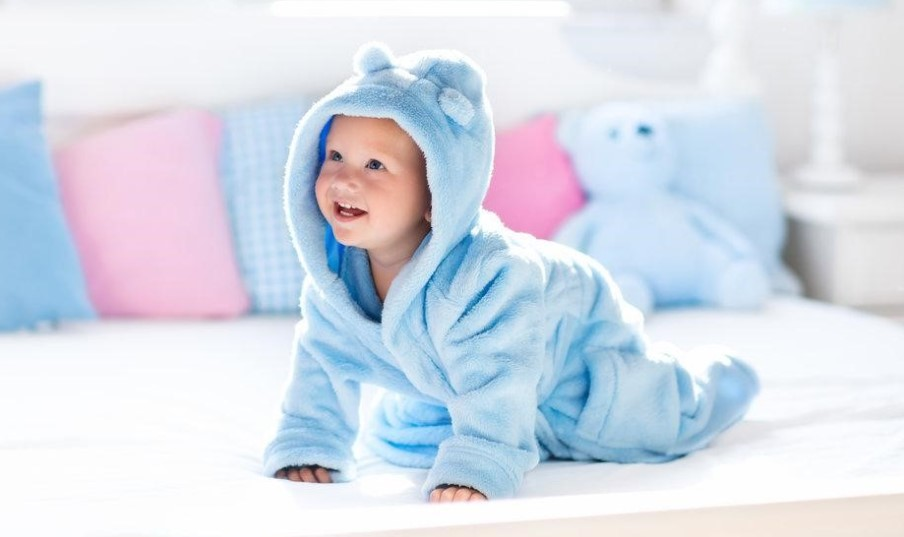 dress your baby